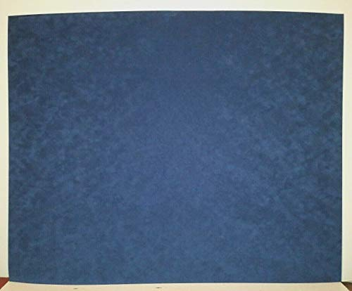 16 x 20 PACK of 4 PRECUT FABRIC ACID FREE MAT BOARD CRESCENT PREMIUM SUEDE BLUE