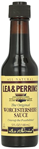 Lea & Perrins Original Worcestershire Sauce (5 oz Bottle)