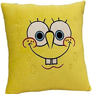 Stuffed toy plush toy 1pcs 34 * 34cm Cartoon Sponge Bob Plush Toys Soft Spongebob Pillow Cushion Four Models Can Be Select...