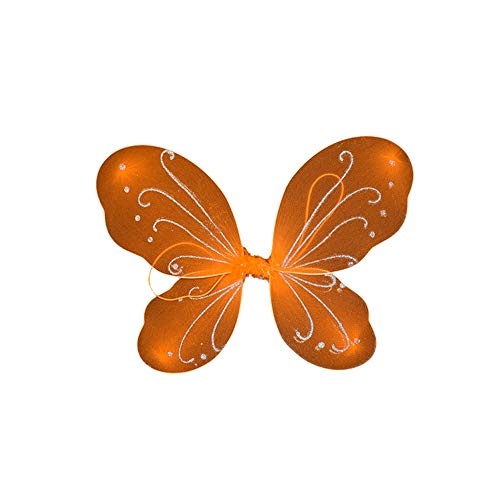 Eghunooye - Mäntel, Umhänge & Flügel für Kinder in Orange, Größe 35CM*42CM