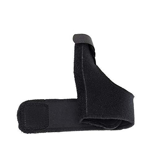 ACAMPTAR 1 StüCke Elastische DaumenwickelstüTze Hand Volar Handgelenkschiene UnterstüTzung Arthritis Schmerzen Sport Training Fixed Correction Mantel Armband Links