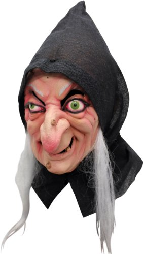 Maschera befana adulto Taglia Unica