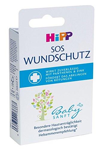 Hipp Babysanft SOS Wundschutz, 2er Pack, (2 x 20 ml)