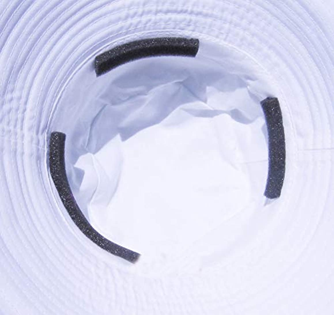 Hat Size Reducer Sizing Tape Foam Inserts Premium Quality Soft On Skin 72 Inch Roll Sizes 6 to 10 Hats Black