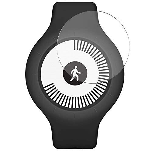 Vaxson 3 Unidades Protector de Pantalla de Cristal Templado, compatible con Withings nokia Go smartwatch Smart Watch, 9H Film Guard Película Protectora [No Carcasa Case ]