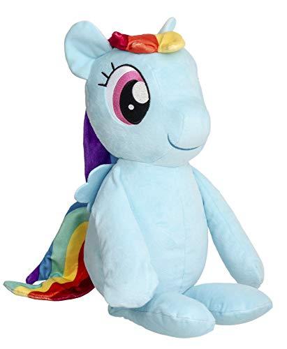 Hasbro My Little Pony c0122ep6–Peluche Gigante Rainbow Dash, Peluche