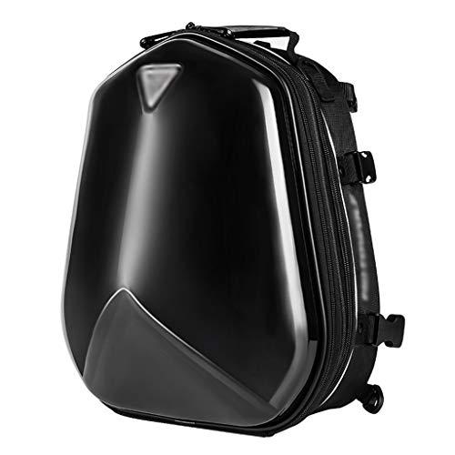 SHIJIANX Mochila de Moto Impermeable Resistente al Desgarro Resistente al Desgaste Bolsa...