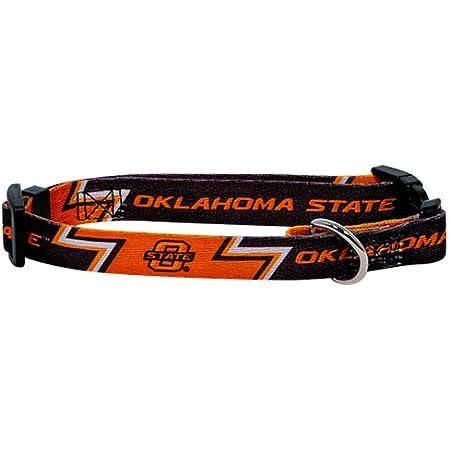 Pet Care Preferred Oklahoma State Cowboys Pet Nylon Collar