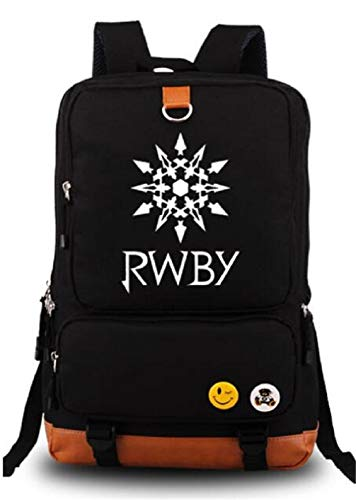Anime RWBY Ruby Rose Luminous Prints Rucksack, Tagesrucksack, Laptoptasche, Schulranzen