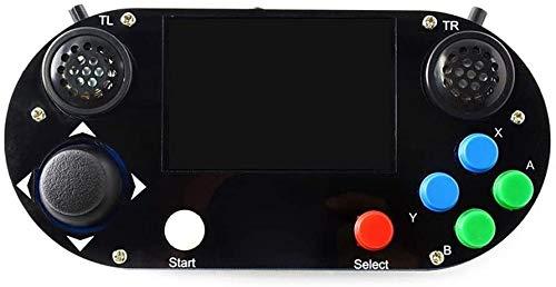 NoBrand Gamepad 6color Transparent Couleur Bluetooth sans Fil for Manette de Jeu PS2 2 Plastation 2 Manette Controle QPLNTCQ (Couleur: Transparent Blanc, Taille: 1) contrôleur sans Fil