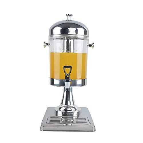 Dispensador De Bebidas Ding Jugo de Bebida Buffet Máquina, Buffet Bebida de la máquina de Acero Inoxidable Pesado Exprimidor, Restaurante Bebidas Bar Buffet Bebida De La Máquina