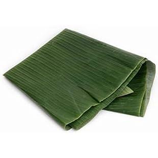 Customer reviews Fresh Thai Banana Leaf (500g)