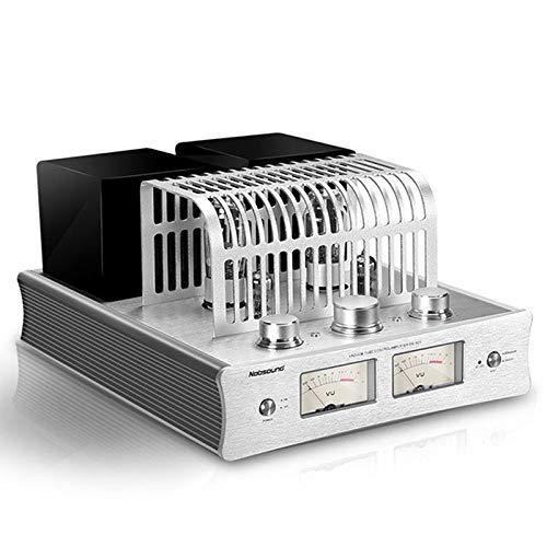 Amplificador de Potencia HiFi Amplificador de Tubo electrónico Amplificador Bluetooth HiFi Híbrido...