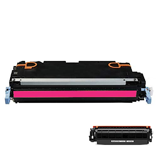 VNZQ Cartucho de tóner CE320A, Color Laserjet CM1415FN MFP CM1415NW MFP CP1525N CP1525NW Cartucho de tóner para Compatible para Impresora HP-M