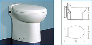 WC con cepillo FLUX 53