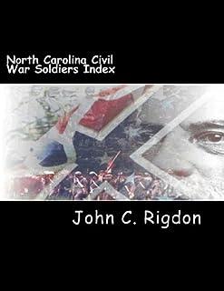 North Carolina Civil War Soldiers Index