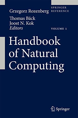 Handbook of Natural Computing (Springer Reference)