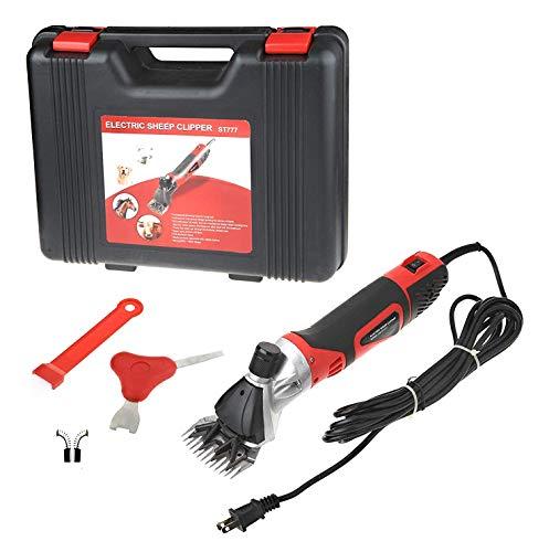 Speed Adjustable Animal Hair Cutting Clipper Machines, 650 W