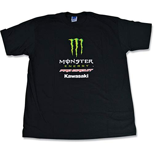 Pro Circuit Team Monster Energy T-Shirt (Large) (Black)