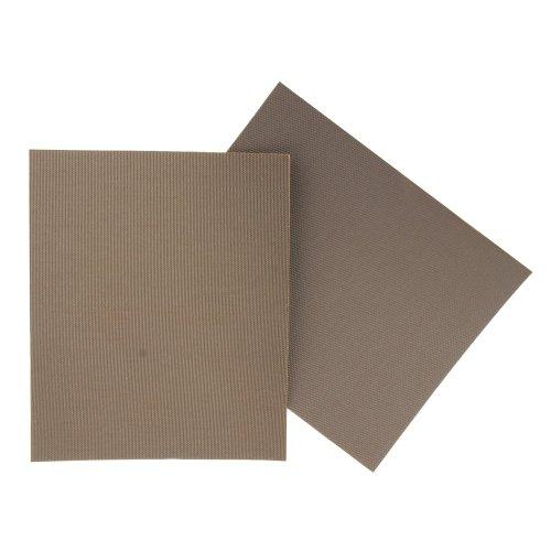 10T Patch It Brown Zeltreparatur Set selbstklebender Reparatur Aufkleber Nylon Zelt-Flicken 240cm²