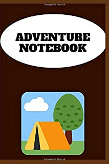 Adventure Journal: Lined Journal great for social studies, scouts, nature lovers or little explorers