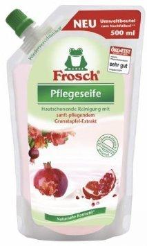 Frosch Handseife Granatapfel Nachfüller, 10er Pack (10 x 500 ml)