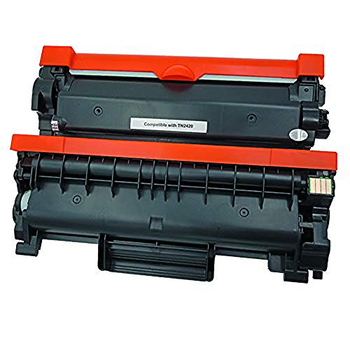 Office Ink Toner Vervanging voor Brother TN2420 TN2410 tonercartridges Compatibel voor Brother HL-L2375DW DCP-L2550DW MFC-L2715DW MFC-L2750DW HL-L2386DW HL-L2385DW HL-2370DW HL-L2350DW Printer