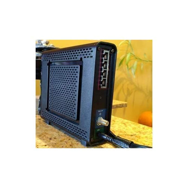 Mascarello?Motorola SBG6580 DOCSIS 3.0 Wireless Cable Modem Comcast-Xfinity TWC Approved