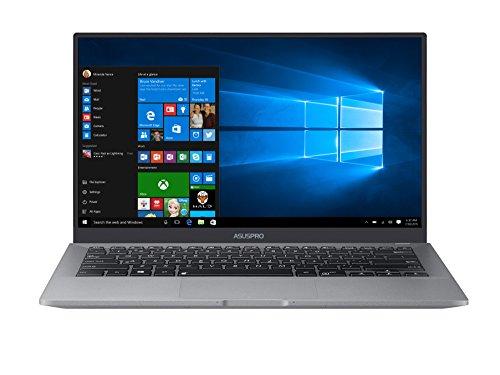 "ASUSPRO B9440 Ultra Thin and Light Business Laptop, 14"" Wideview FHD Narrow Bezel Display, Intel Core i7-7500U 2.7 GHz Processor, 512GB SSD, 16GB RAM, Windows 10 Pro, Fingerprint, 10hrs battery life"