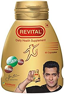Revital - 60 Capsules by Revital