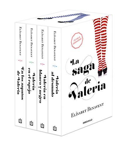 La saga de Valeria - Edición pack
