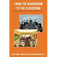 From the Boardroom to the Classroom: A guide for School Board members as they prepare students for this century