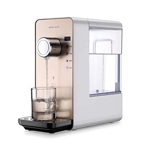 XBR Dispensador de Agua Instant Hot, Hot Instant Hervidor/Urna de Catering, termostato de 6 Puestos, con Bloqueo de Seguridad para niños, Bandeja de Goteo, máximo 2100w