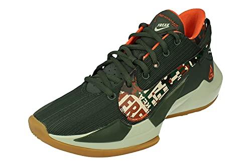 Nike Zoom Freak 2 Zapatillas de baloncesto para hombre Dc9853, color Verde, talla 40.5 EU