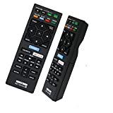 Rssotue New RMT-VB100U Replaced Remote Control fit for Sony BDP-S3500 BDP-S6500 BDP-S5500 BDP-S1500 BDP-BX650 BDP-BX350