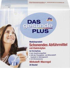 DAS gesunde PLUS Schonendes Abführmittel, 1 x 20 St Medizinprodukt