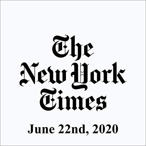 『June 22, 2020』のカバーアート