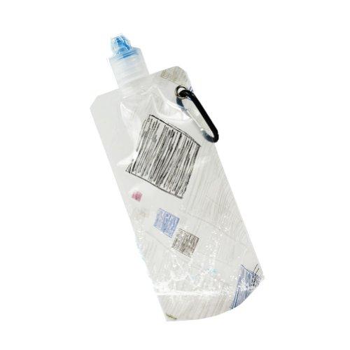 bonbonne d eau/marche/camping bouteille sport, 480 ml[CHECKER]