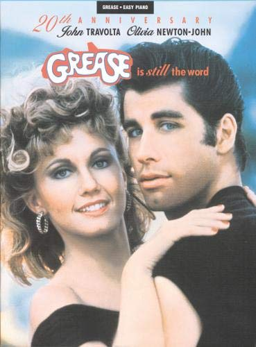 Grease 20th anniversary edition (Easy Piano)