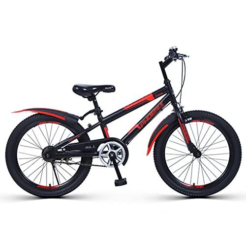 LiRuiPengBJ Bicicleta para niños Bicicleta de Montaña para Jóvenes/Adultos de 20 Pulgadas Bicicleta de Ciudad Mountain Trail Frenos de Disco MTB para Hombre y Mujer (Size : 20inch)