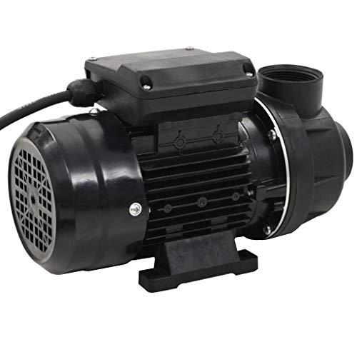 vidaXL Poolpumpe 0,25PS 7500L/h Schwimmbadpumpe Filterpumpe Swimmingpool Pumpe