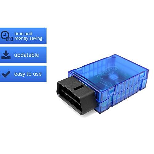 Kufatec 40019 Kodier-Interface Deaktivierung Start-Stop kompatibel mit Audi, VW, Seat & Skoda