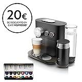 Nespresso Krups Expert Milk XN6018 - Cafetera monodosis de cápsulas Nespresso con...