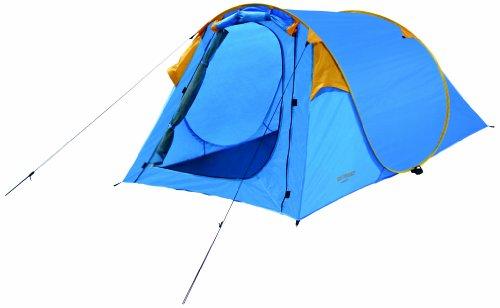 Skyroc Pop Up Wurfzelt Rapid 2, blau/orange, ST-PUR-132