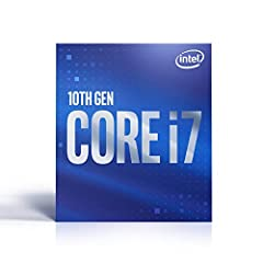 8 Cores / 16 Threads Socket type LGA 1200 Up to 4.8 GHz Compatible with Intel 400 series chipset based motherboards Intel Turbo Boost Max Technology 3.0 support Intel Optane Memory support Cooler included