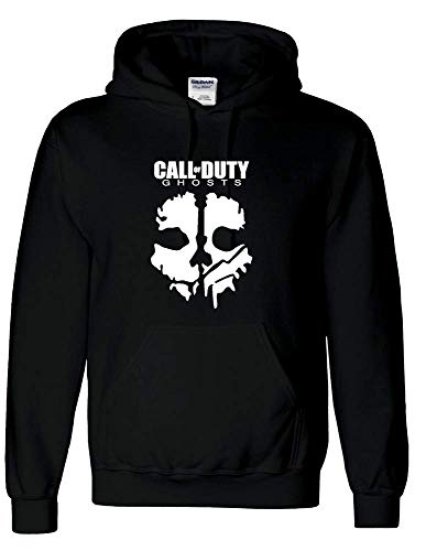Inspired Game Iconz Call of Duty Black Ops Unisex Hoodie Cod Ghosts Ps3 Xbox Ps4
