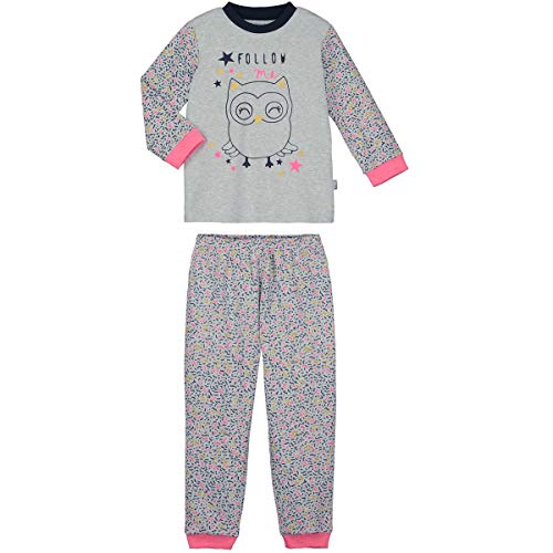 Petit Béguin - Pyjama fille manches longues Follow me - Taille - 10 ans
