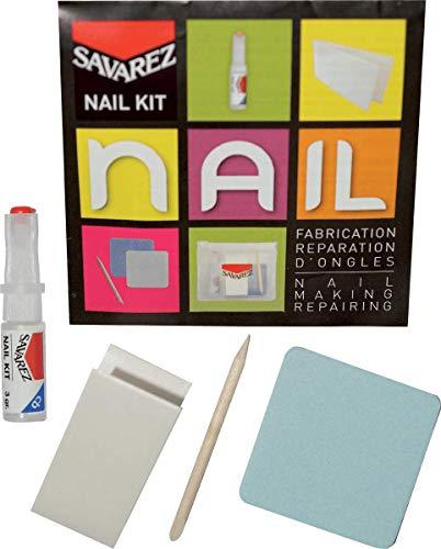 Nagel-Kit (Stoff+Reparatur)