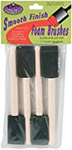 Royal Brush RFOMW-4P Foam Brush, 4-Pack