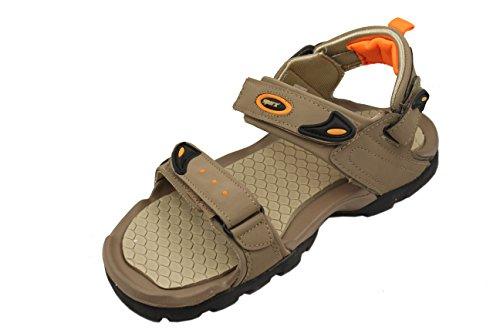 Sparx Men's SS0502G Camel Orange Sandal 10 (SS0502GCLOR0010)